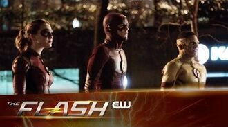 The Flash - Attack on Central City Trailer - The CW