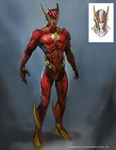 The Futuristic Flash Picture