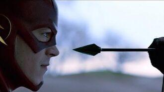 The Flash - Teaser - Arrow Meets The Flash