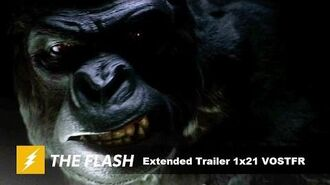 The Flash 1x21 Extended Trailer - Grodd Lives HD VOSTFR
