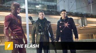 The Flash - Rogue Air Trailer