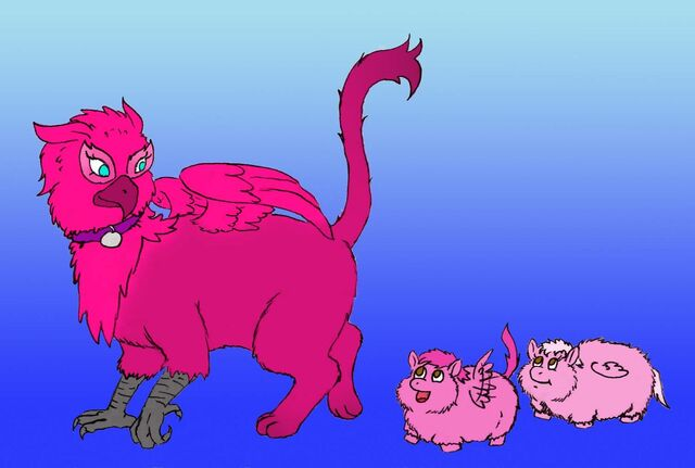 File:Puffy Griffon and Foals.jpg