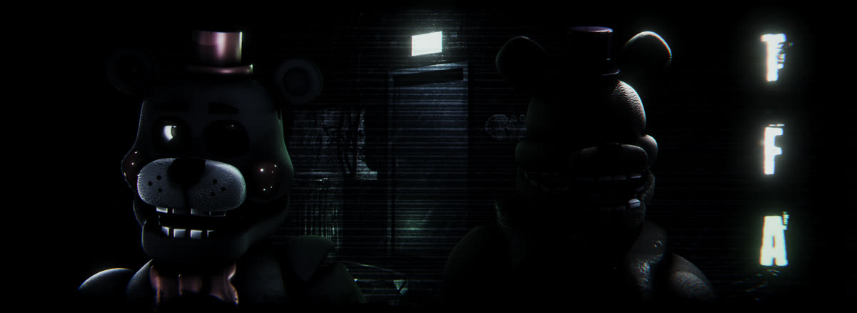 The Fredbear Archives | The FNAF Fan Game Wikia | FANDOM powered by