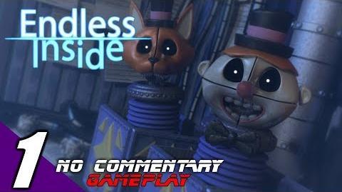 Video - Endless Inside - Gameplay Walkthrough -1- Phase 1-2 (No