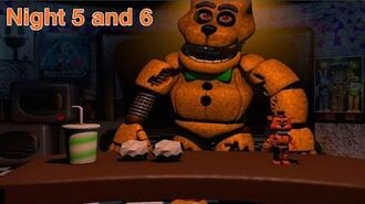 five nights at freddy s evolution the fnaf fan game wikia fandom