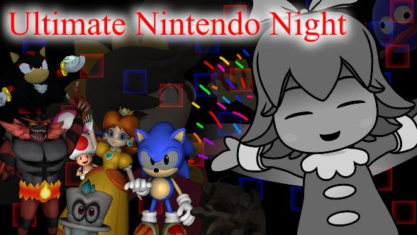 Ultimate Nintendo Night | The FNAF Fan Game Wikia | FANDOM