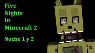 Five Nights in Minecraft: The Classic Collection | The FNAF