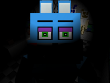Five Nights in Minecraft: Remastered | The FNAF Fan Game