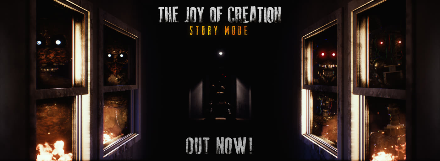 The Joy of Creation: Story Mode | The FNAF Fan Game Wikia