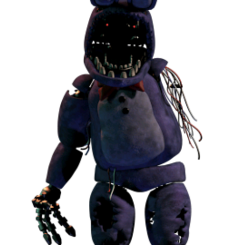 Withered Bonnie | The Ultimate Custom Night Wiki | FANDOM ...