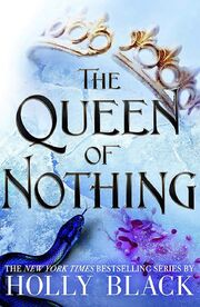 The Queen of nothing Cover