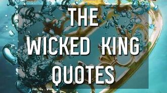 The Wicked King Quotes by Holly Black
