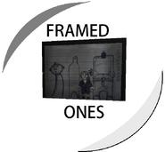 The framed ones