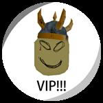 Badge VIPHD