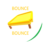 Badge bounce
