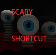 Scary shortcut