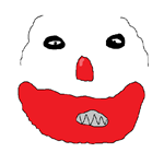 Badge Face