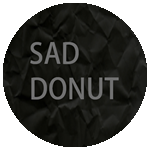 Badge Sad