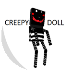 Badge Doll