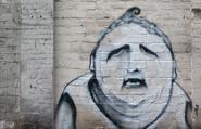 For graffiti
