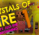 Crystals of Fire 1 - A new beginning