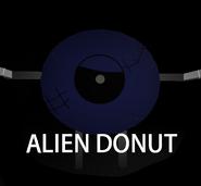 Alien donut!!!