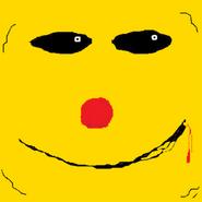 Goldboy face