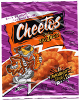 Cheetos ZigZags