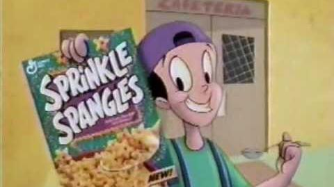 1994 General Mills Sprinkle Spangles Commercial 1-0