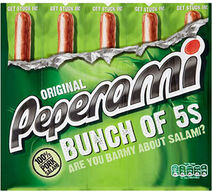 Peperami (Bunch of 5s)
