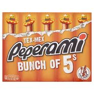 Peperami (Bunch of 5s; Tex-Mex)