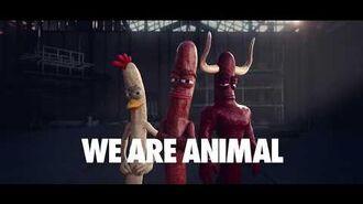 "Peperami - We Are Animal 40"""