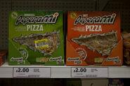 Peperami (Pizza)