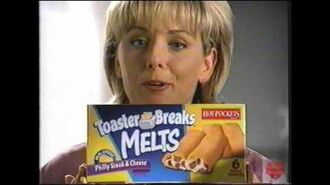 Toaster Breaks Melts Television Commercial 1999