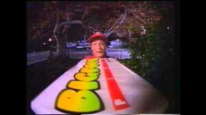 Pizza Hut Bigfoot Pizza (1993)