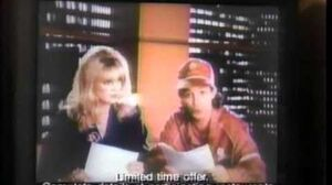 Pizza Hut w Free HBO 1993