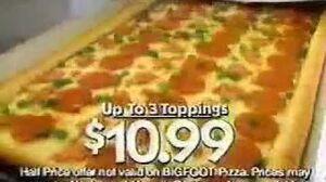 Pizza Hut Ad- Blockbuster Video (1993)
