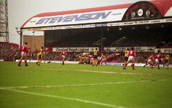 Ayresome Park in 1991 - geograph.org.uk - 2796728