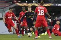 Standard Liège v Arsenal (Europa League 2019-20).4