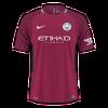 Manchester City 2017-18 away