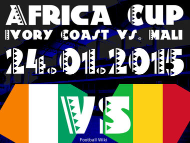 Africa Cup Matches 24 January Ivory Coast vs Mali 2