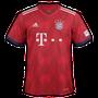 Bayern Munich 2018-19 home