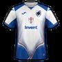 Sampdoria 2019-20 away