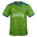 Seattle Sounders FC 2019 home