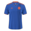 Colombia 2018 Away