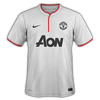 Manchester United 2013–14 third