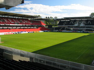 Rosenborg BK Stadium 002