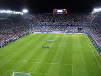 Estado de la Rosaleda (Málaga C.F.)