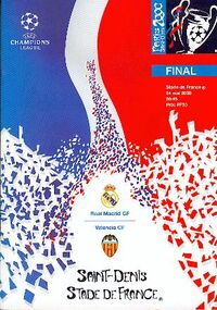 Champions League Final 2000