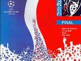 2000 UEFA Champions League Final